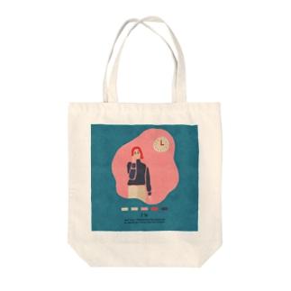 【2019.07.16】新井リオの英語日記グッズ Tote bags