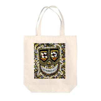 狂気のsmilemonster♥ Tote bags