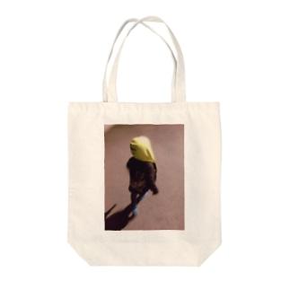 らいちゃん Tote bags