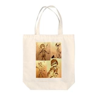 カケラを探しに Tote bags