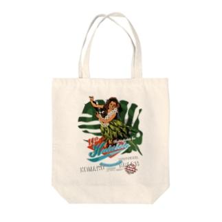 Hulalele 11th Tote bags