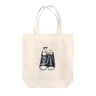 スニーカーズ Tote bags