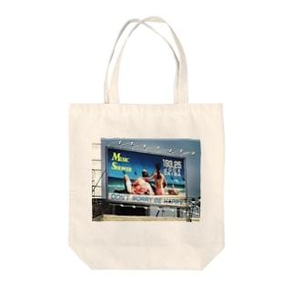 ロンバケ Tote bags