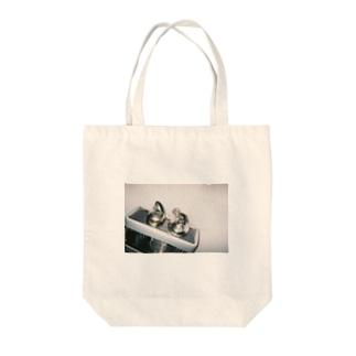 やかん Tote bags
