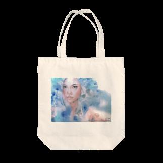 AddBlueのAddBlue Tote bags