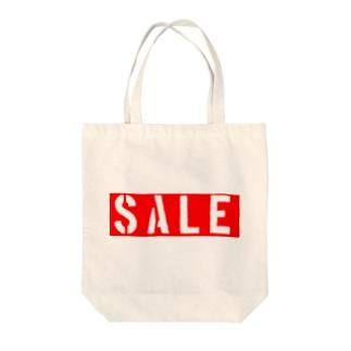 セール Tote bags