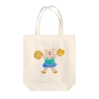 フーリー1 Tote bags