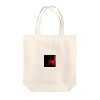 テストピース Tote bags