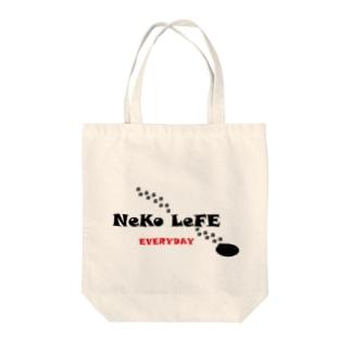 NEKO LEFE Tote bags