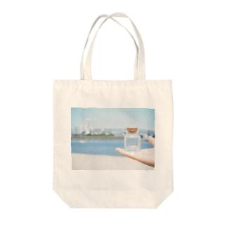 Sea  Tote bags