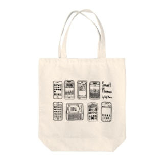 cellphones Tote bags