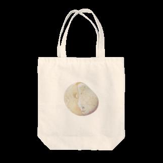 石と海のミントチョコみたいな石 Tote bags