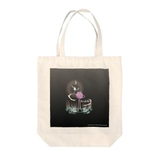 あしなが族(エライヒト) Tote bags