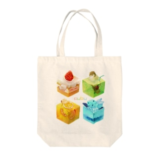 CUBE Tote bags