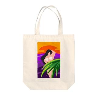 ムラムラのアバンチュール -WOMAN- Tote bags