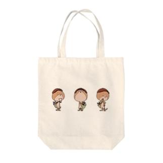 ピノ&マグロン Tote bags