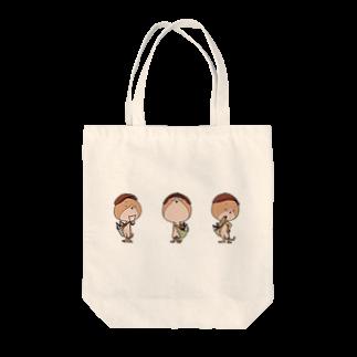 ムラカミのピノ&マグロン Tote bags