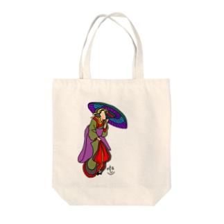 WA和 Tote bags