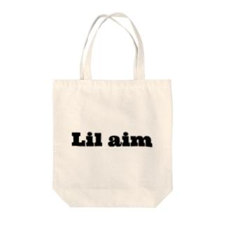 Lil aim Tote bags