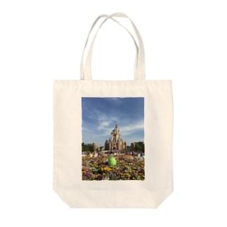 ディズニーランド[イースター] Tote bags