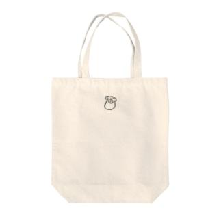 わんさん Tote bags