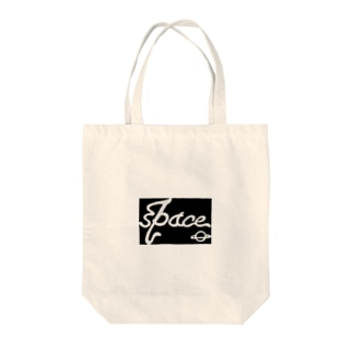 space Tote bags