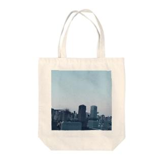 墓参り Tote bags