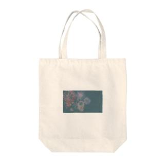 熱色の風情 Tote bags