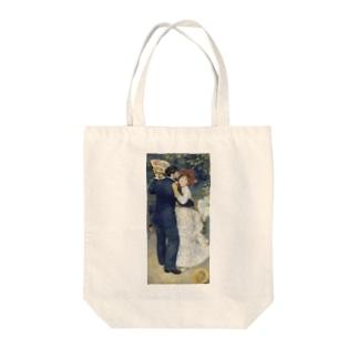 田舎のダンス / ルノワール Tote bags
