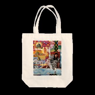 tk4mの泉 Tote bags