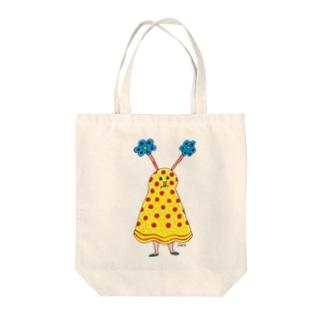 Claraのおみせのおばけ Tote bags