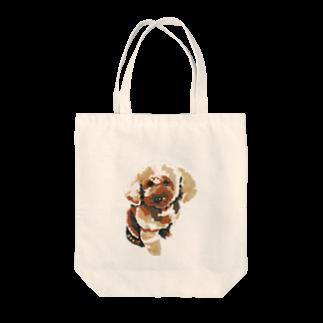 miyukiのトイプードルのあん(おすわり) Tote bags