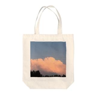 夕空 Tote bags