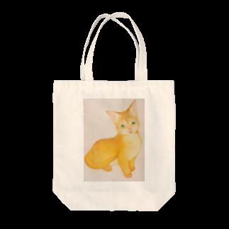 新ちゃん堂の子猫 Tote bags