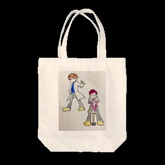 hentouの男二人 Tote bags