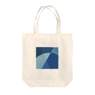 hentouの青 Tote bags