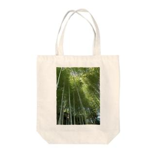 ちんちくりんちん Tote bags
