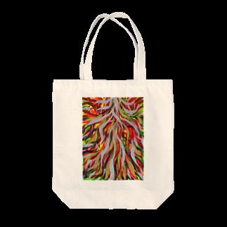 音楽工房田中(YouTuber,Music,Healing)の覚醒する大樹達。。。 Tote bags