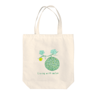 Come  come  こめくるのメロン生活 Tote bags