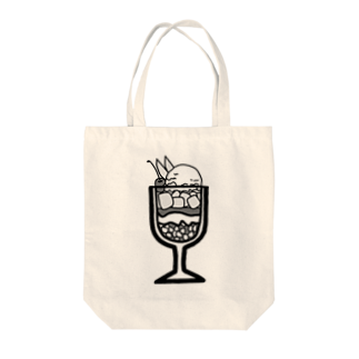 inuiuniのフルーツパフェ Tote bags