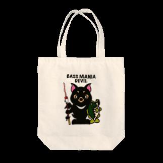 ikeyocraft のバスマニアデビル Tote bags