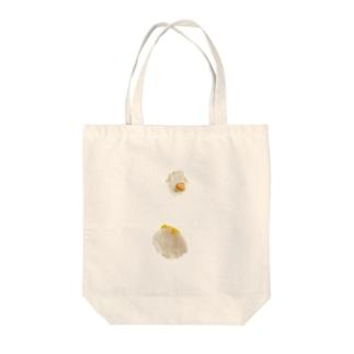 しょうちゃんの目玉焼き Tote bags