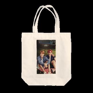 TATEKOMORIのBTS グクミン Tote bags