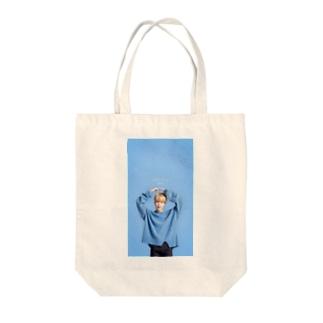 BTS ジミン Tote bags