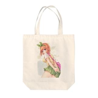 五等分の花嫁四葉 Tote bags