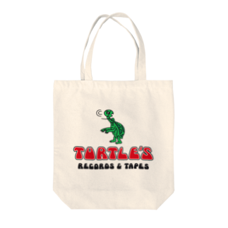 Bunny_Robber_GRPCのTurtle's Records and Tapes Tote bags