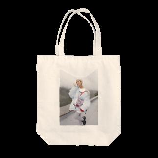 左の♡ArianaGrande♡ Tote bags