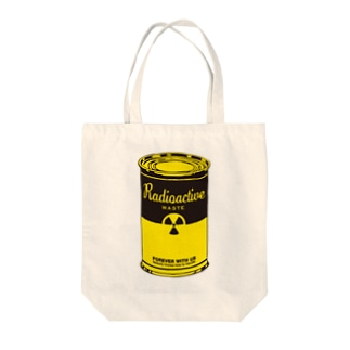 Radioactive Waste Tote bags