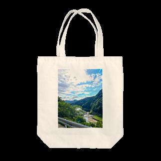りょーまの夏休み Tote bags