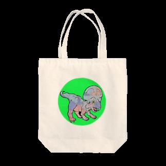 佐藤 のりよし(ニョリ画)のニョリ画のいろいろ Tote bags